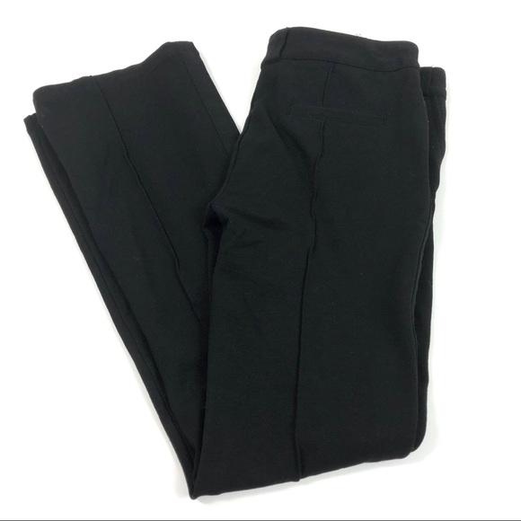 3fdfae829a Romeo & Juliet Couture Pants | Romeo Juliet Couture Ponte Seam Black ...